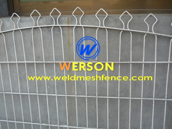Welded Mesh Panel Fencing Werson Wire Mesh Fence Co Ltd