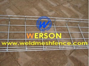 Wire Mesh Cable Tray02